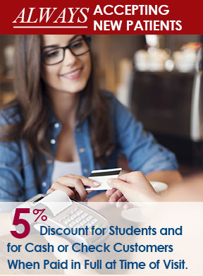 RobinsonJT DiscountStudents Ad