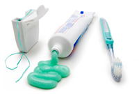 tooth cleaning tools